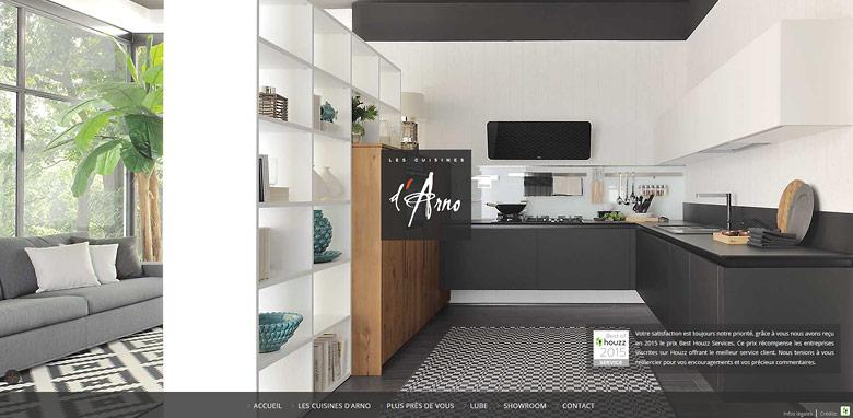 cr ation site web cuisinite lyon. Black Bedroom Furniture Sets. Home Design Ideas