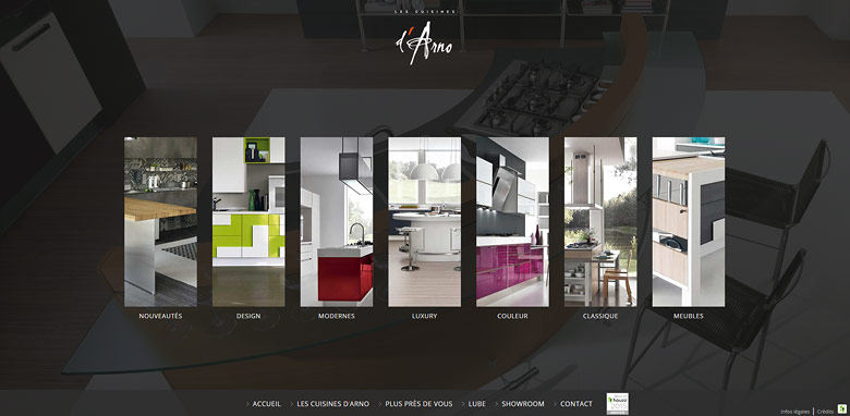 Creation Site Web Cuisinite A Lyon